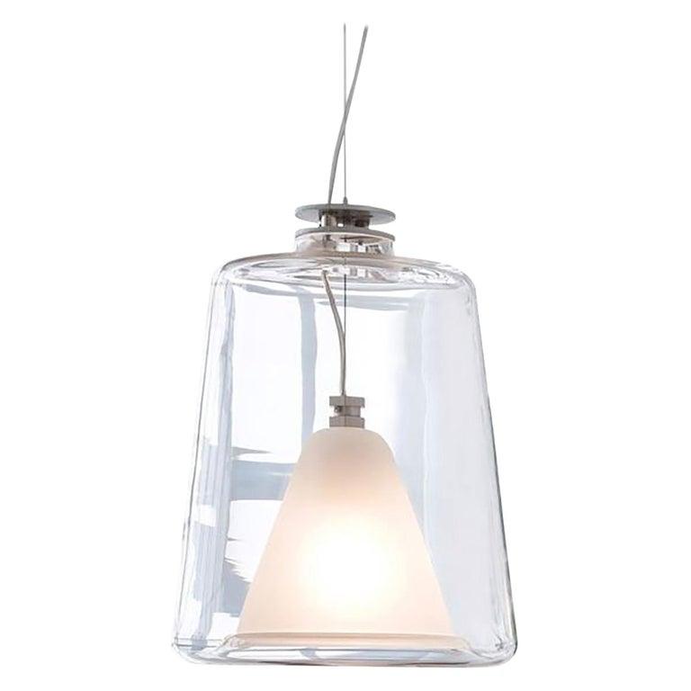 Lanterna Suspension Lamp by Marta Laudani & Marco Romanelli for Oluce For Sale