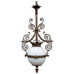 Lanterne Napoléon 3