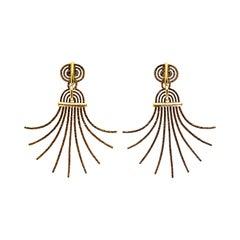 Lanvin Earrings Fall 2016