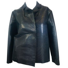 Lanvin Metallic Jacket