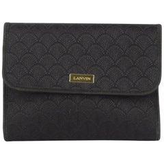 Lanvin Vintage Clutch Bag