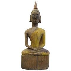 Lao Buddha Statue