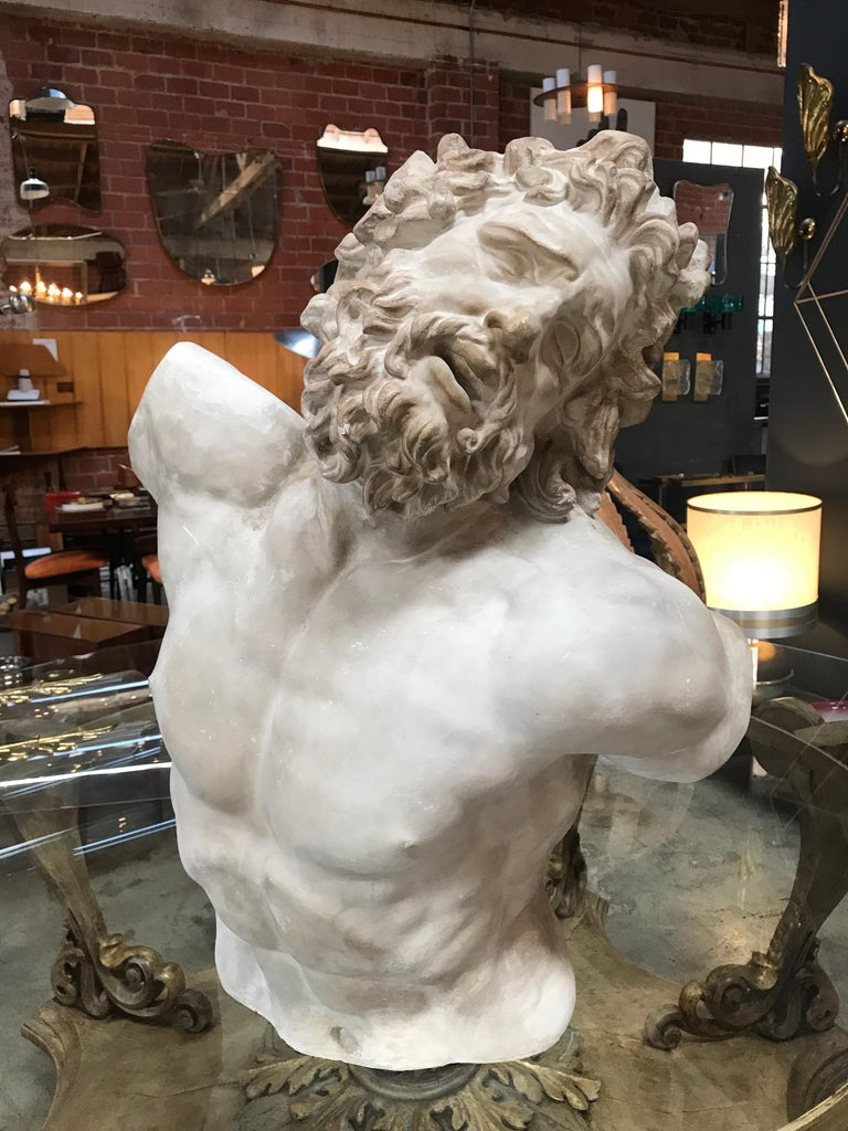 The original of this bust is exhibited at the Vatican Museum, Rome. Italy