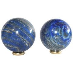 Lapis Lazuli Balls
