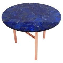 Lapis Lazuli Mosaic Table