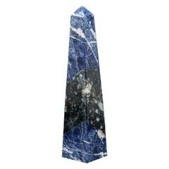 Sodalite Obelisk