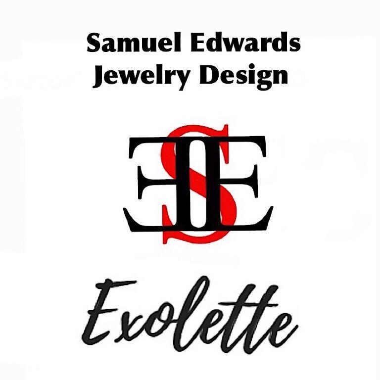 Exolette Lapis Pearl Gold Vermeil Necklace w/ Long Dangle Gold Vermeil Earrings For Sale 1