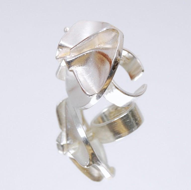 Scandinavian Modern Lapponia Sterling Silver