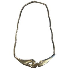 """Lapponia Sterling Silver Necklace """"Ibis"""""""