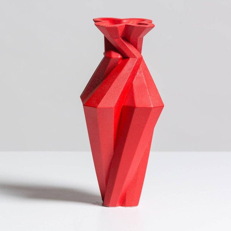 Vase Origami Ceramic Best Vase Decoration 2018