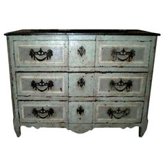 Large 18th Century French Louis XV Commode