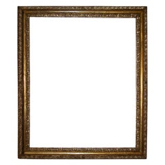 Large 18th Century Gilt Frame