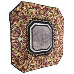 Large 1930s Art Deco Carpet