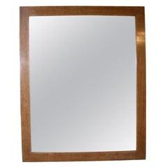 Large 1940s Mirror