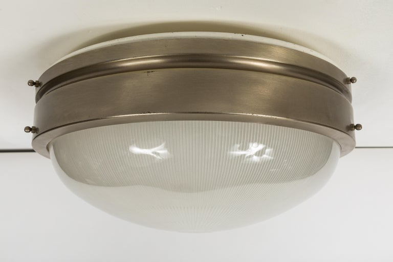 Mid-Century Modern Large 1960s Sergio Mazza Wall or Ceiling Light for Artemide For Sale