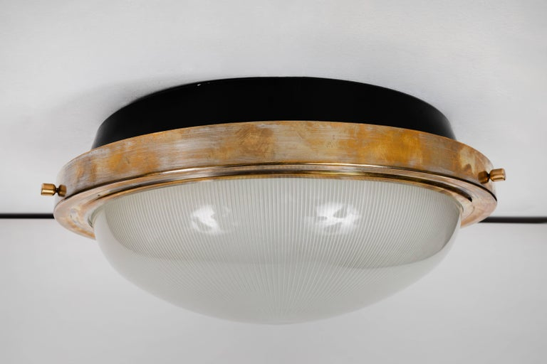 Large 1960s Sergio Mazza Wall or Ceiling Light for Artemide 1