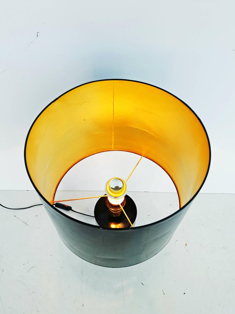 Large 1970s Table Lamp In Excellent Condition For Sale In L'Escala, ES
