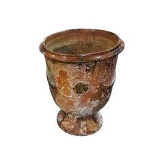 Large 19th Century Anduze Pot
