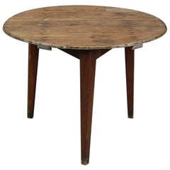 Large 19th Century Cricket Table