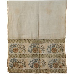 Large 19th Century Ottoman Turkish Towel