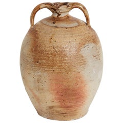Large 19th Century Stoneware 'bombonne' Jar