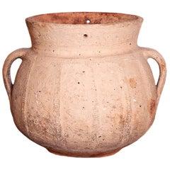 Large, 2 Handled Terracotta Pot
