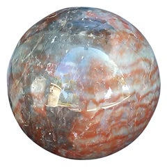 Large 20th Century Marble Orb