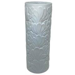 Large 70´s Pop Art Fabius von Gugel Design Hutschenreuther Relief Vase