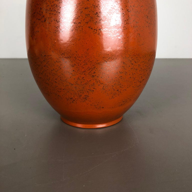 Large Abstract Ceramic Pottery Vase by Dümmler and Breiden, Germany, 1950s For Sale 7