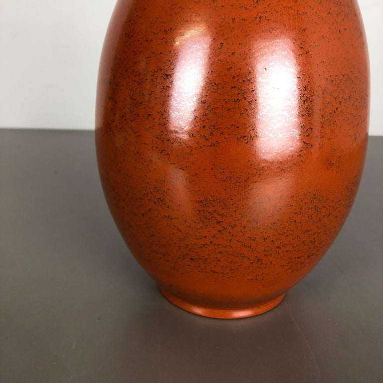 Large Abstract Ceramic Pottery Vase by Dümmler and Breiden, Germany, 1950s For Sale 1