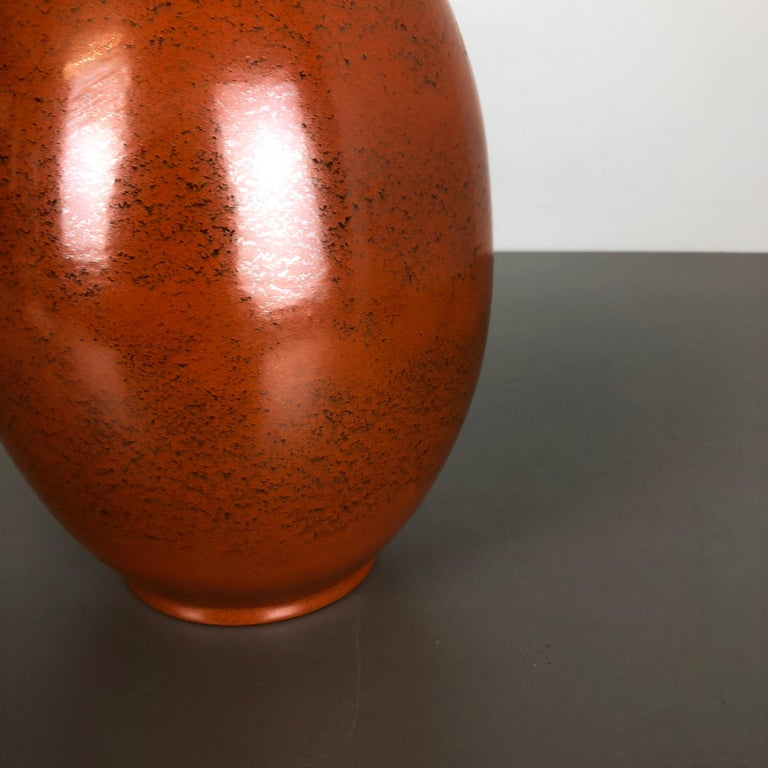 Large Abstract Ceramic Pottery Vase by Dümmler and Breiden, Germany, 1950s For Sale 2