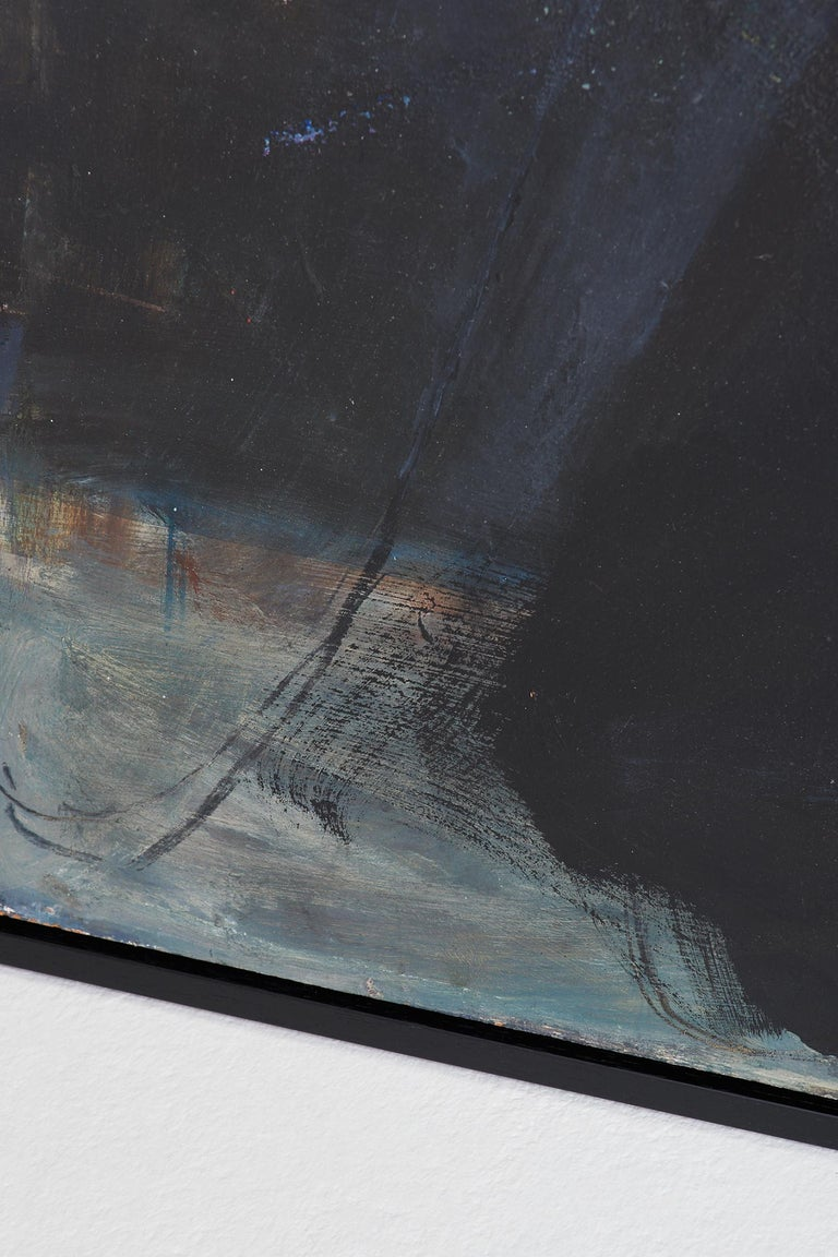 Large Abstract Painting by Kari Mjåtveit In Good Condition For Sale In London, GB
