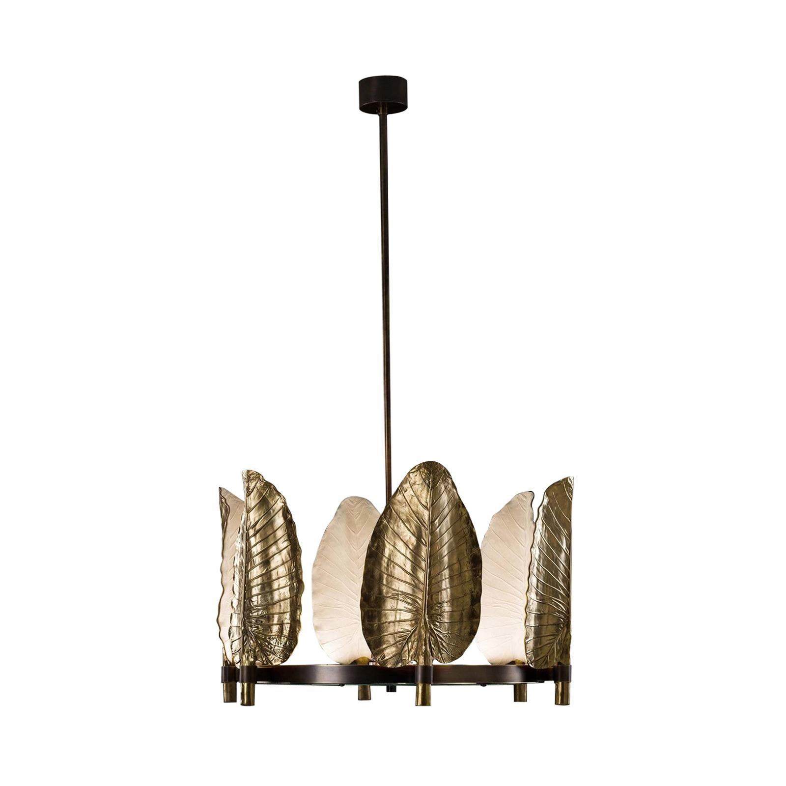 Large Acapulco Chandelier