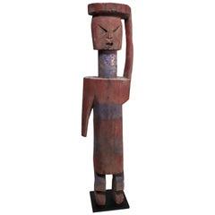 Large Adan Figure Ghana Togo West African Tribal Art Aka Adja Ada TOTEM