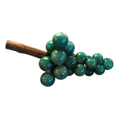 Large Alabaster Turquoise Grapes