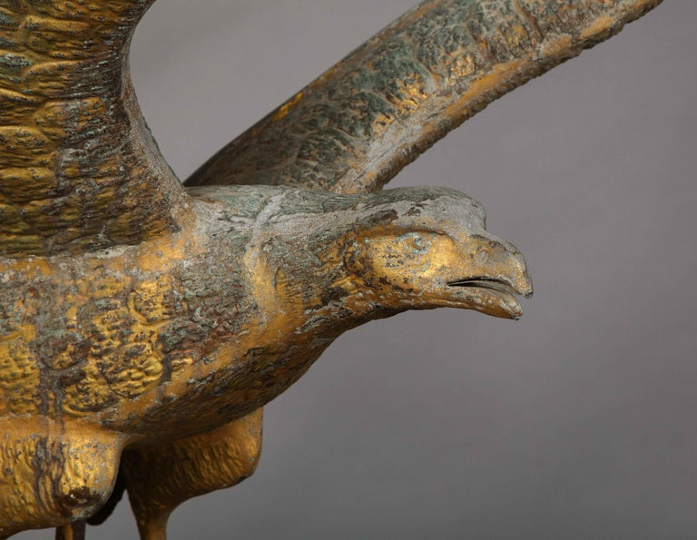 Large American Eagle Weathervane For Sale 5
