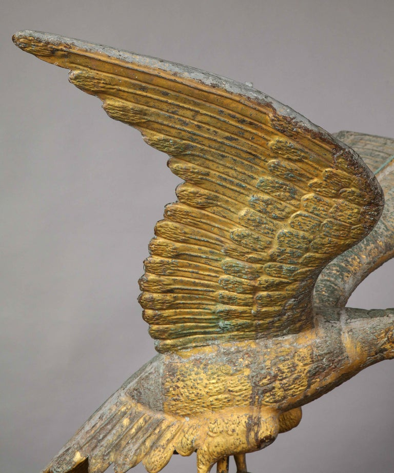 Large American Eagle Weathervane For Sale 6