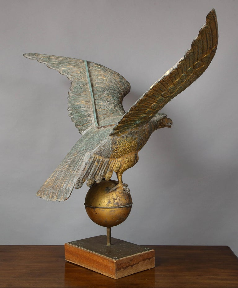Large American Eagle Weathervane For Sale 9