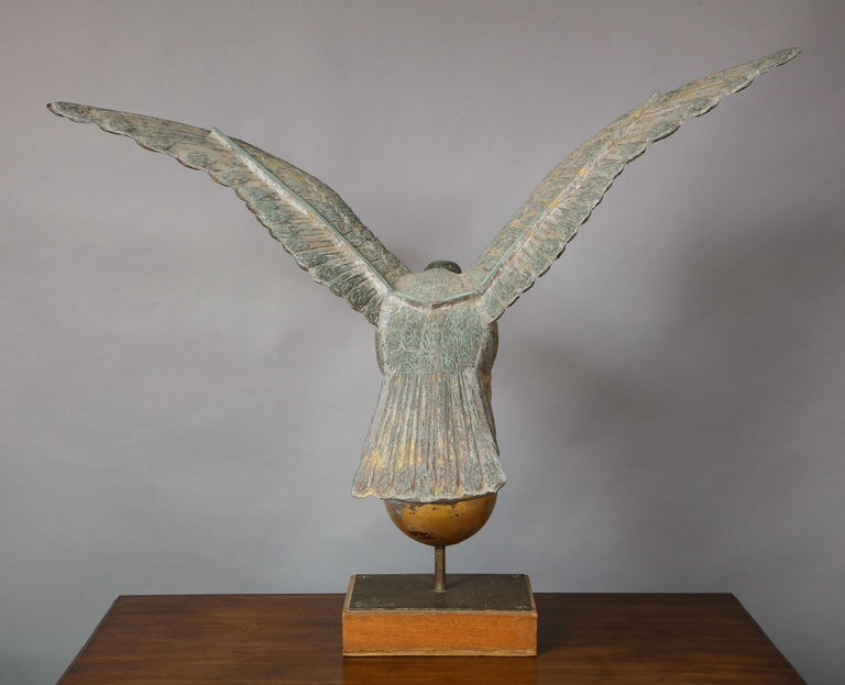 Large American Eagle Weathervane For Sale 10