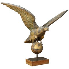Large American Eagle Weathervane