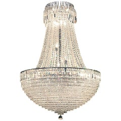 Large and Impressive French Empire Chandelier