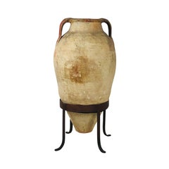 Large and Tall Amphora, circa 300 AD