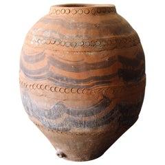 Large Andalusian Terracotta Jar