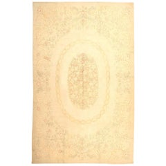 Large Antique American Hooked Rug. Size: 11 ft 4 in x 18 ft 2 in