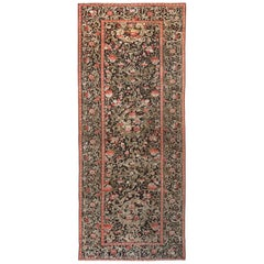 Large Antique Caucasian Karabagh Rug. Size: 7 ft 6 in x 18 ft 5 in
