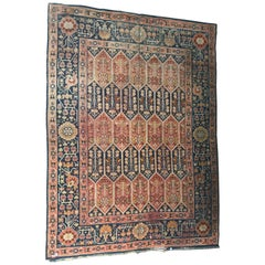 Large Antique Donegal European Rug Antique Rugs and Carpets