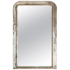 Large Antique French Louis Philippe Mirror