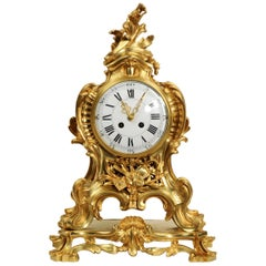 Metal Table Clocks and Desk Clocks