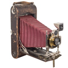 Large Antique Kodak No. 3A Folding Camera, circa 1903-1912