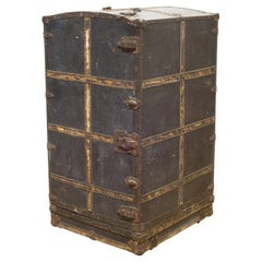 Large Antique Mendel Drucker Trunk, circa 1920